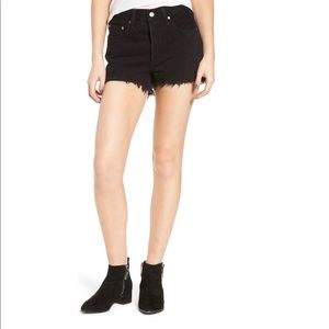 Levi Premium 501 shorts / Brand New With Tags